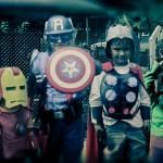 Celebración de Los Vengadores