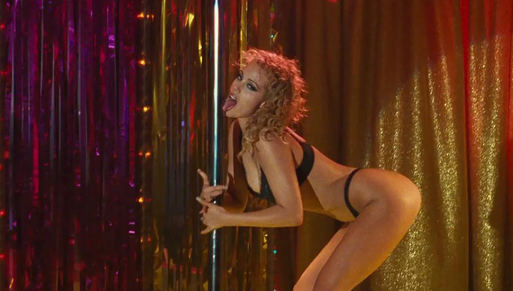 Dancing free girl movie strip — pic 13