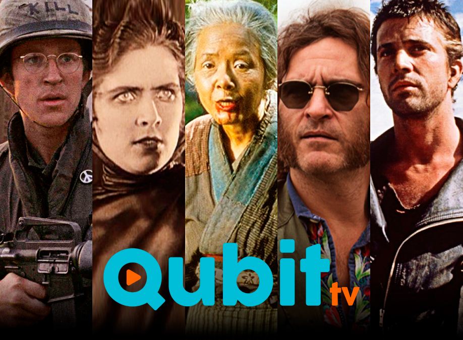movies on qubit
