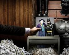 Batman, el caballero de la noche asciende: folletín moderno